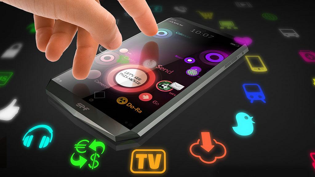 Создание дизайна мобильных приложений